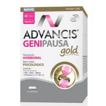 Advancis GeniPausa Gold 30 cáps