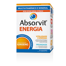 Absorvit Energia Multivitaminico