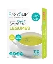 EasySlim Sopa Light de Legumes