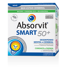 Absorvit Smart 50+ Ampolas